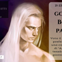 Gothic Book Party : Evento RVH Lucia Guglielminetti