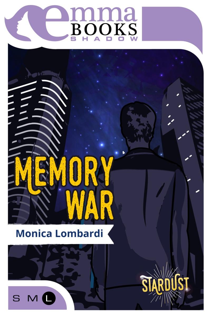Recensione : Memory War di Monica Lombardi